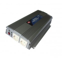 Convertisseur DC/AC Mean-Well 24Vdc / 230Vac 1500W