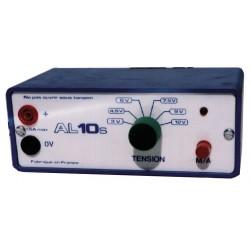 Alimentation stabilisée 230Vac - 3 à 12Vdc - 1,5 ampère