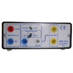 Générateur de salves ultra-sons 40Khz sécurité