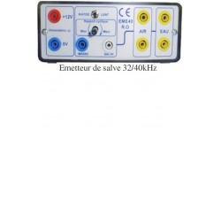Générateur de salves ultra-sons air / eau