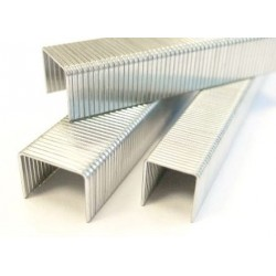 Boîte de 1000 agrafes plates 11,3x12mm