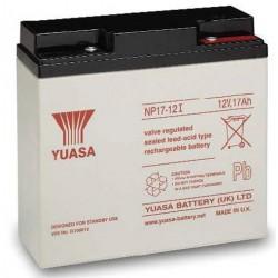 Batterie au plomb étanche 12V 17Ah