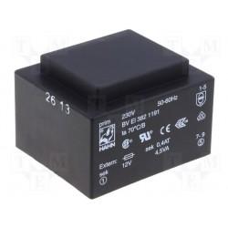 Transformateur moulé 230V / 12V 4,5VA