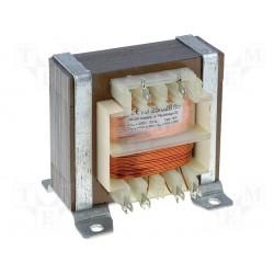 Transformateur 230V - 26VA 2x15V à étrier