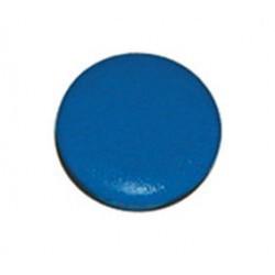 Capuchon bleu pour bouton 21mm KN216