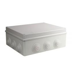 Boîte de dérivation IP55 240x190x90mm
