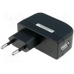 Alimentation 90/264Vac - sortie chargeur USB 5Vdc - 1,2Amp. - 6W