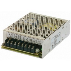 Alimentation Mean-Well 64W - 88/264Vac triple sorties +5Vdc et +/-12Vdc