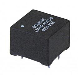 Transformateur de ligne 600/600ohms 17x17x13mm