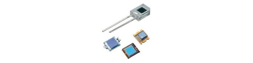 Photo-diodes et photo-transistors