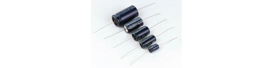 Condensateurs axiaux