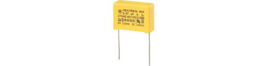 Condensateurs MKP / MKT