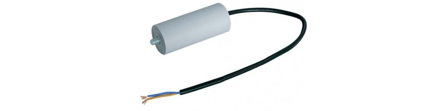Condensateurs à sorties sur fils