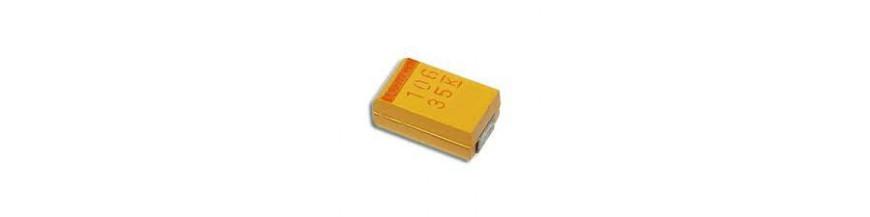 Condensateurs CMS tantales