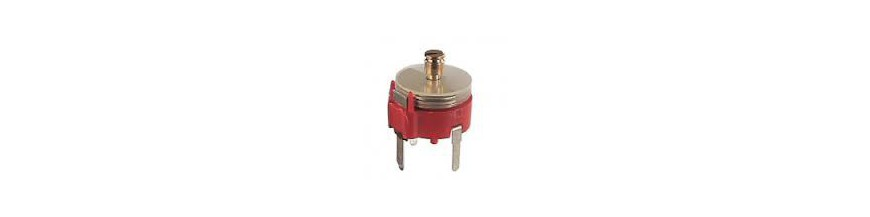 Condensateurs ajustables