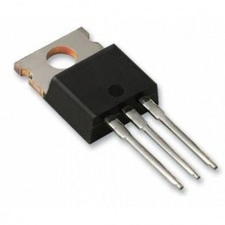 Transistor TO220 MosFet N IRFBC30
