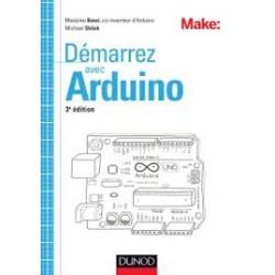 Livre ETSF démarrez avec Arduino