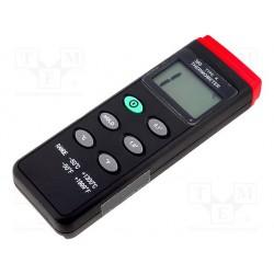 Thermomètre numérique avec une sonde type K