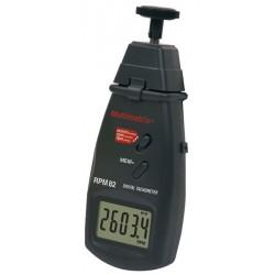 Tachymètre numérique 0.5 à 19999trm
