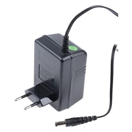 Bloc alimentation 230Vac / 9Vac 950mA sortie sur jack 5,5x2,1mm