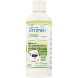 Solution de nettoyage spéciale pour nettoyeurs à ultrasons