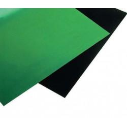 Tapis de table antistatique vert 1250x800mm sans pression