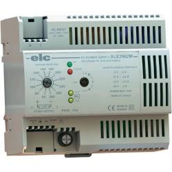 Alimentation multitensions chargeur de batterie ELC 5 à 29Vdc 60W
