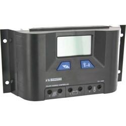 Régulateur de charge solaire 12/24V 10Amp.