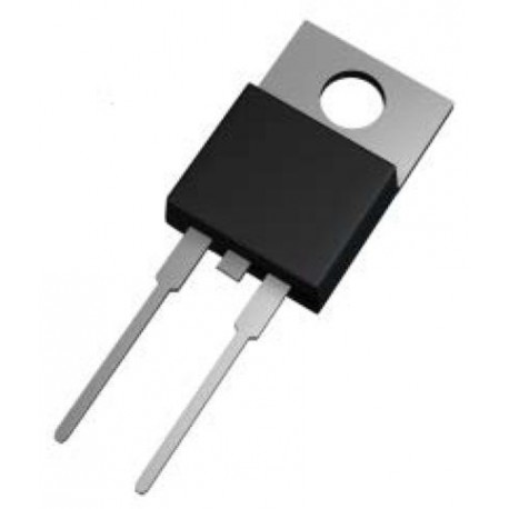 Diode de puissance TO220AC 15Amp. 600V MUR1560