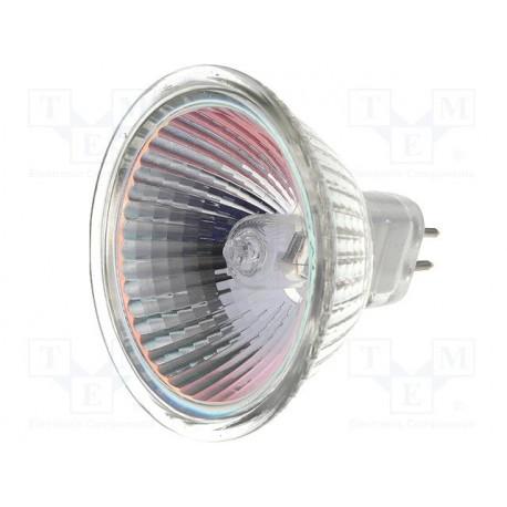 Ampoule halogène GU5.3 MR16 12V 50W 1500lm 38°