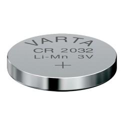 Pile lithium bouton Ø 20x3,2mm 3V 230mA CR2032