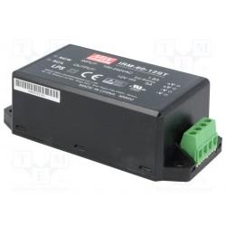 Convertisseur Mean-Well 60W - 85 à 264Vac / 12Vdc 5Amp raccordements par borniers
