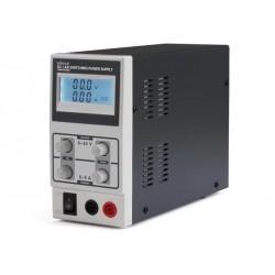 Alimentation de laboratoire digitale 0 à 30V / 0 à 5Amp.