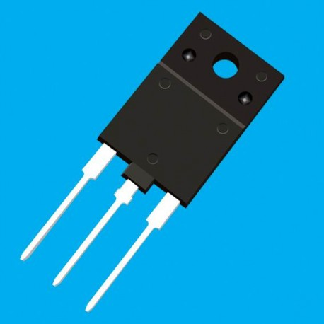 Transistor TO3P isolé NPN S2000N