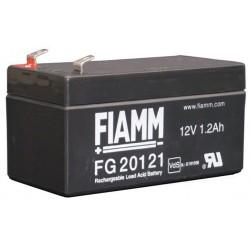 Batterie au plomb étanche 12V 1,2Ah
