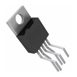 Circuit intégré TO220-5 TDA2008