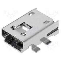 Embase mini USB CMS 4pts type A
