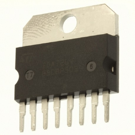 Circuit intégré multiwatt8 TDA7264