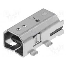Embase mini USB CMS 4pts type B