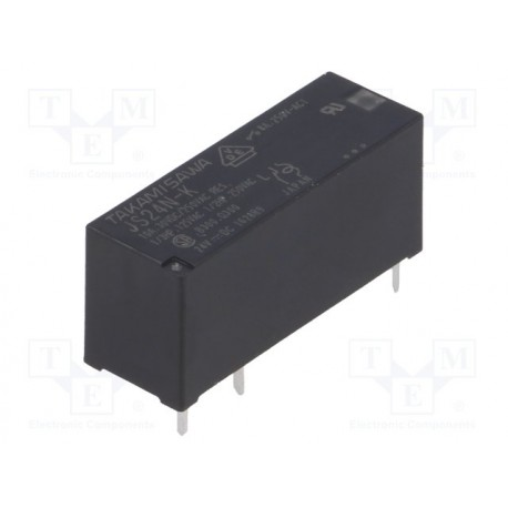 Relais Fujitsu série JS 1R/T 8Amp. 24Vdc 2350ohms