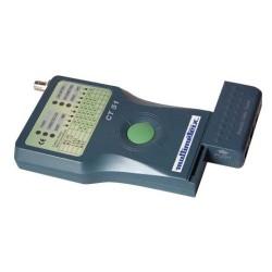 Testeur de câblages téléphoniques informatiques et vidéo Multimétrix CT51