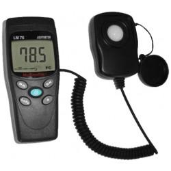 Luxmètre numérique 0 à 200000 lux Multimétrix LM76