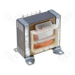 Transformateur 230Vac - 10VA 2x9Vac à étrier