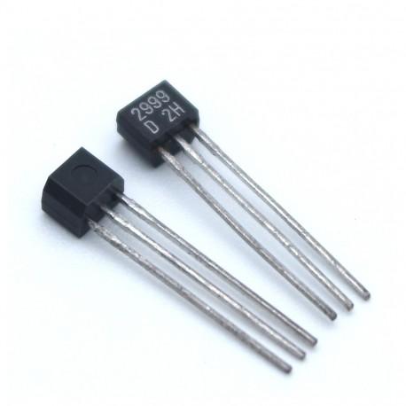 Transistor TO92 NPN 2SC2999