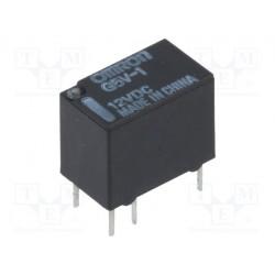 Relais miniature type Omron série G5V1 12Vdc 960ohms