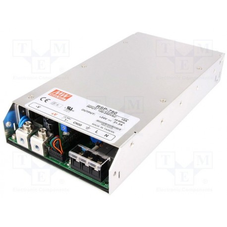 Alimentation Mean-Well 90/264Vac -750W - 48Vdc - 15,7Amp.