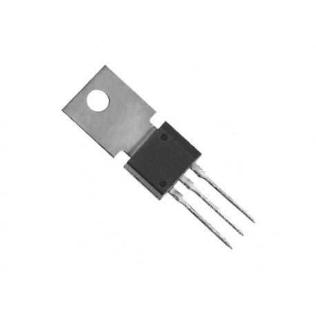 Thyristor TO202 4Amp. 400V Igt: 200µA X0403DE remplacé par TIC106M
