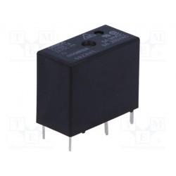 Relais dil 1R/T 24Vdc 1440ohms 5 Amp.