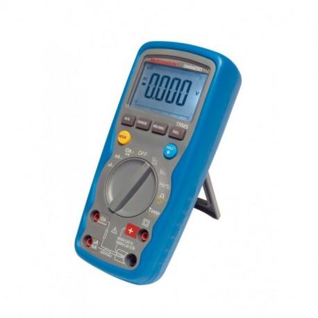 Multimètre TRMS 6000pts avec bargraph Multimétrix