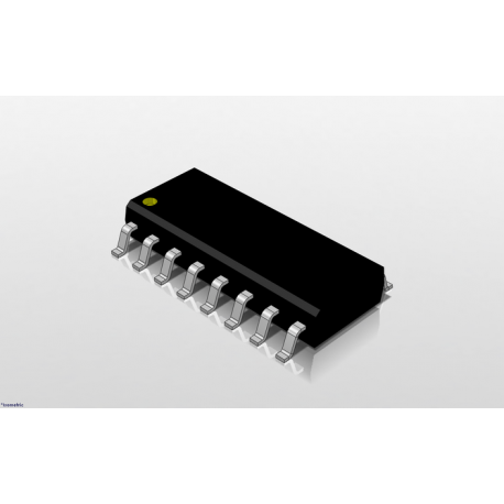 Circuit intégré CMS so16 MAX202ECSE+